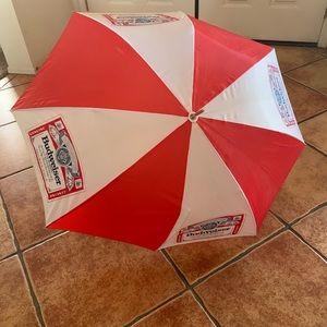 Budweiser Umbrella